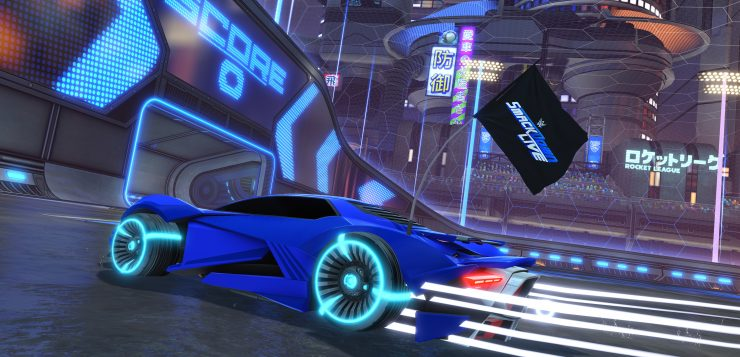 The right choice of the rocket league