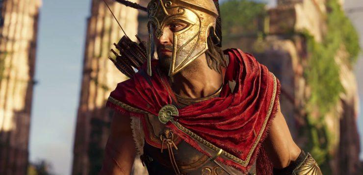 Assassins Creed Odyssey gratis