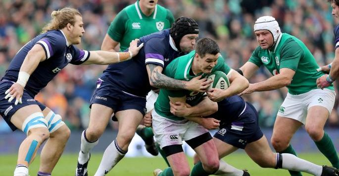 Easy ways to get better at rugby tackling